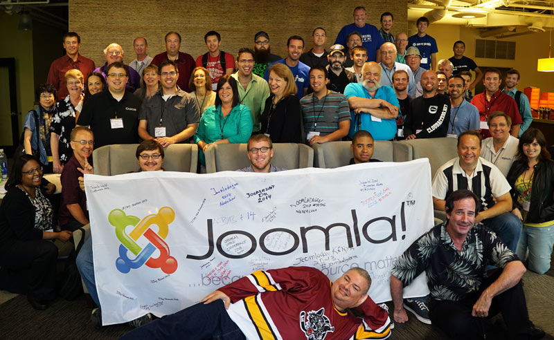 JoomlaDay Chicago and JDevCon Group 2014