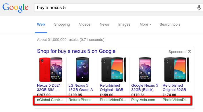 google-shopping-nexus