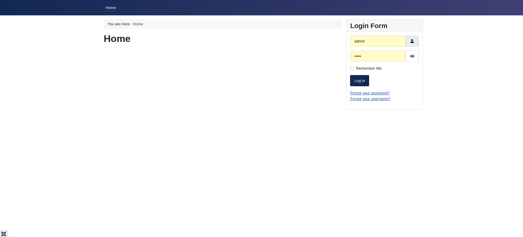 Brand deactivated - This is how it looks