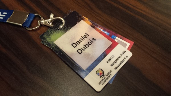 Joomla World Conference 2015