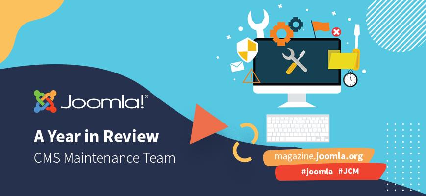 CMS Maintenance Team - 2019 Report