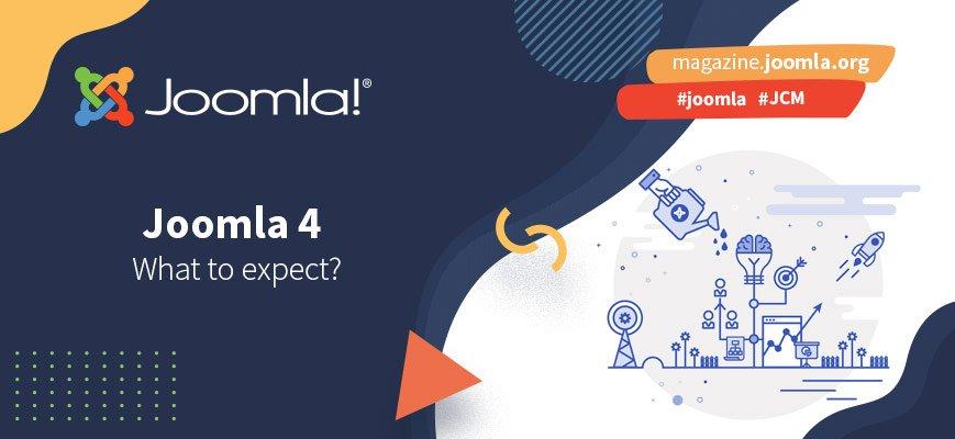 Joomla 4: What to expect?