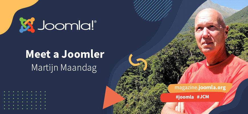 Meet a Joomler: Martijn Maandag