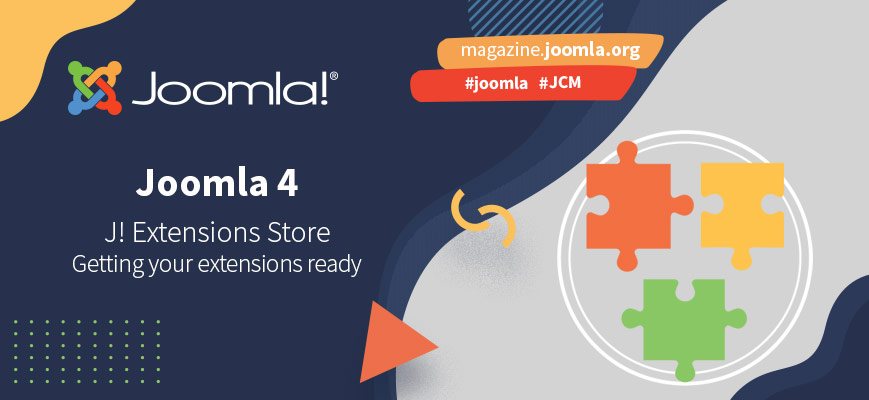Getting extensions ready for Joomla 4 - J! Extensions Store