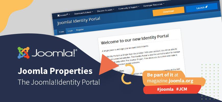 The Joomla! Identity Portal