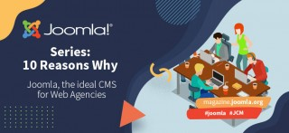10 Reasons why Joomla is the ideal CMS for web agencies