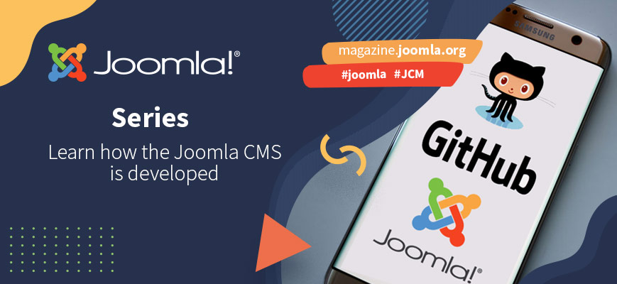 The progression of Joomla! software