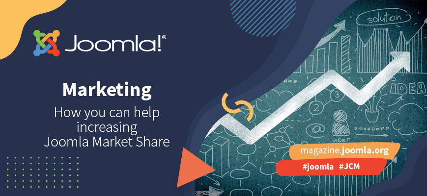 How to increase Joomla's market share