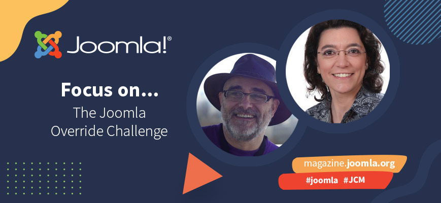 Join the Joomla Override Challenge!
