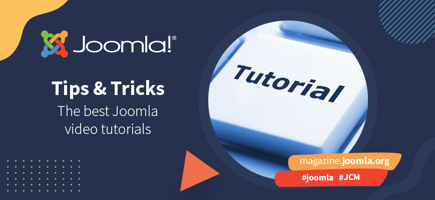 Where to find the best Joomla tutorial videos
