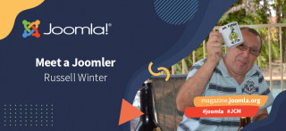 Meet a Joomler: Russell Winter