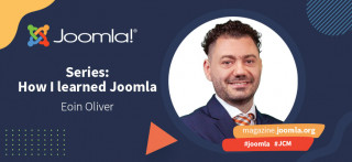 How I learned Joomla - Eoin Oliver