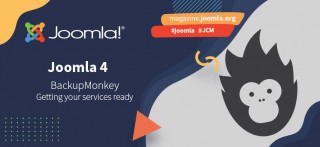 Getting services ready for Joomla 4 - BackupMonkey
