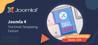 Joomla 4: HTML Email templating