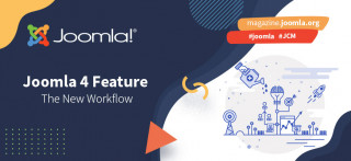 Joomla 4: The new Workflow feature