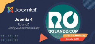 Getting extensions ready for Joomla 4 - Roland Dalmulder