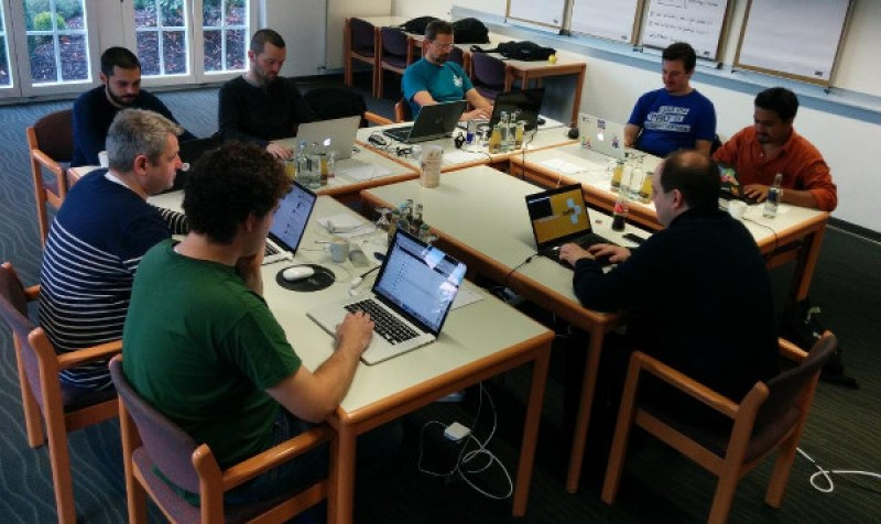 Two Joomla! Code Sprints: Madrid and Montabaur
