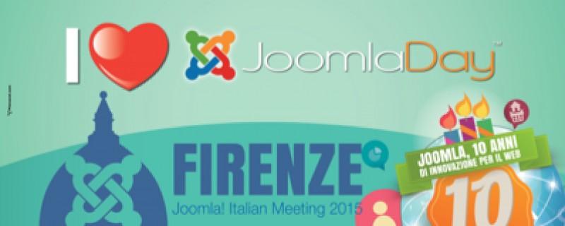 JoomlaDay Italy – Into the Gladiator Arena