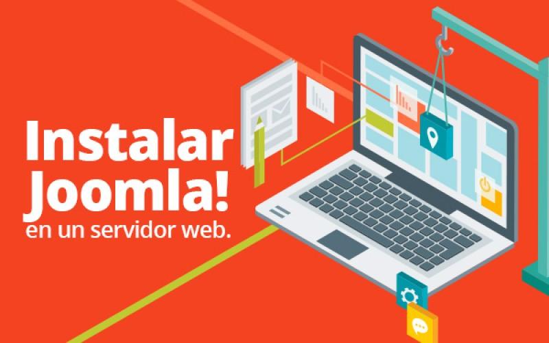 Instala Joomla! en un servidor web