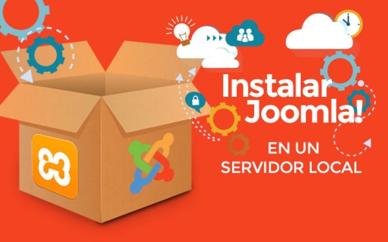Instala Joomla! en un servidor local