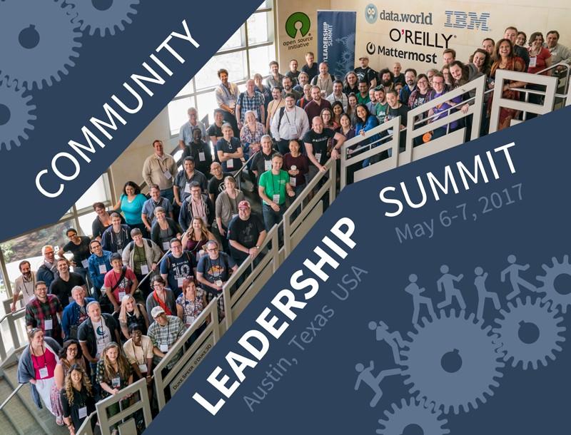 Joomla Leadership at the 2017 Community Leadership Summit