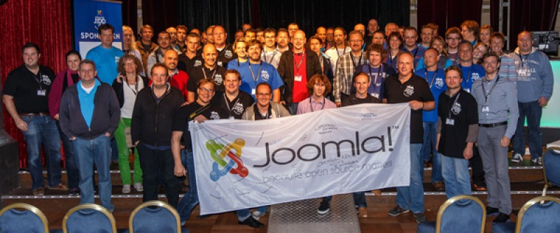 One Year of Joomla! Events