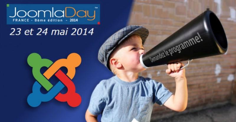 Joomladay France 2014 et l'atelier découvrir Joomla