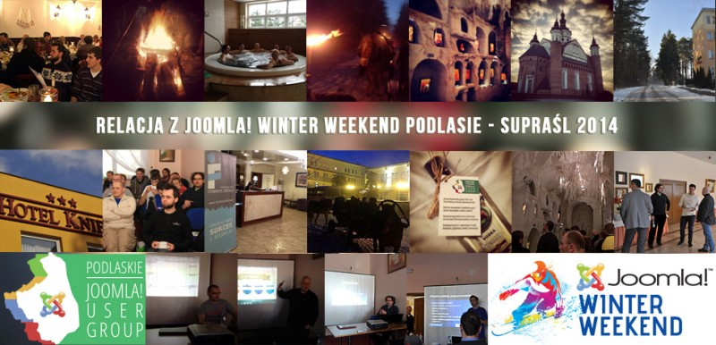 Joomla! Winter Weekend Podlasie (Poland)