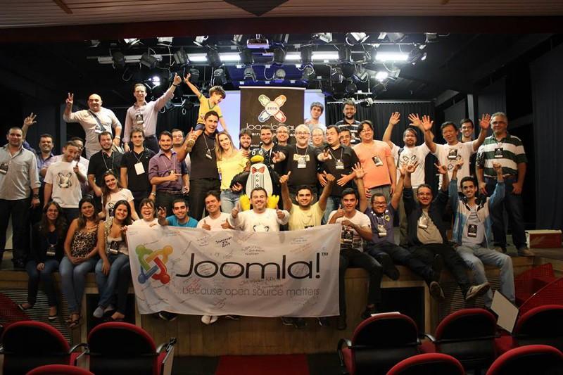 Muita movimentação na comunidade Joomla! Brasil
