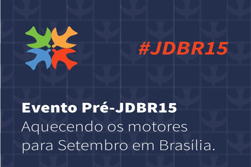 Pré-eventos JoomlaDay Brasil 2015
