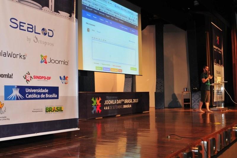 JoomlaDay Brasil 2015: o maior da história