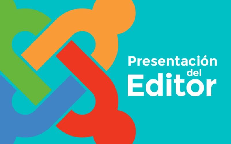 Presentación del Editor