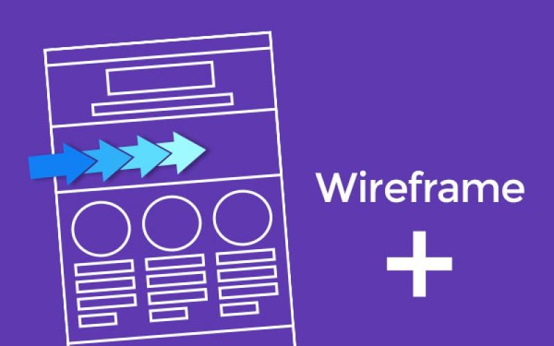 Wireframe: Antes del desarrollo