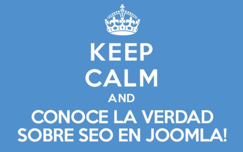 SEO para Joomla y conversiones en 10 minutos