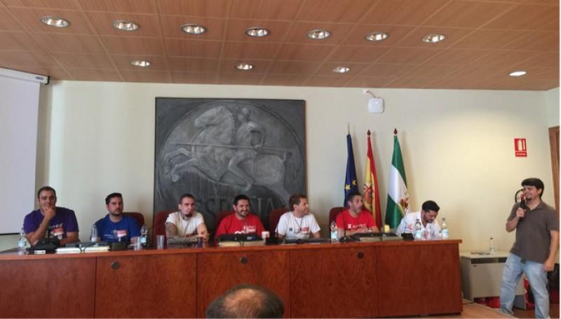 JoomlaDay Sevilla 2015, una historia en tres actos