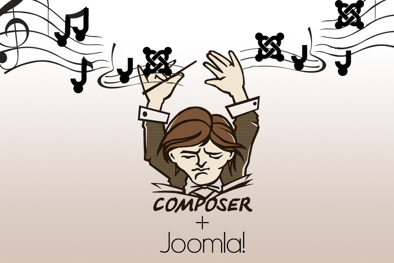 Getting Started with Composer and Joomla!