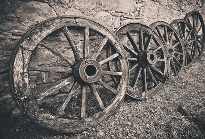 Introducing The Wheel (The Power of Collaboration)