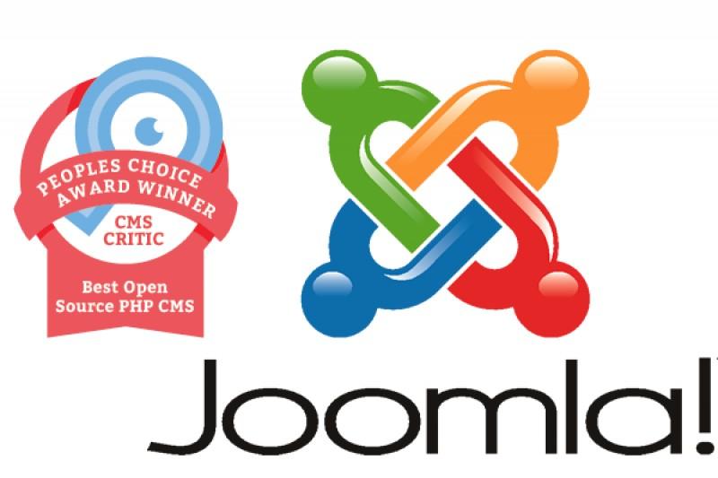 Joomla, mejor CMS PHP de 2014 para los usuarios