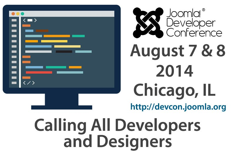 Joomla Developer Conference - August 7-8