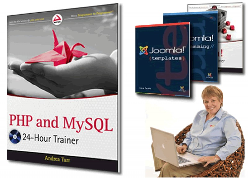 """PHP and MySQL 24-Hour Trainer"" - the Go-to Resource for PHP and MySQL Novices"