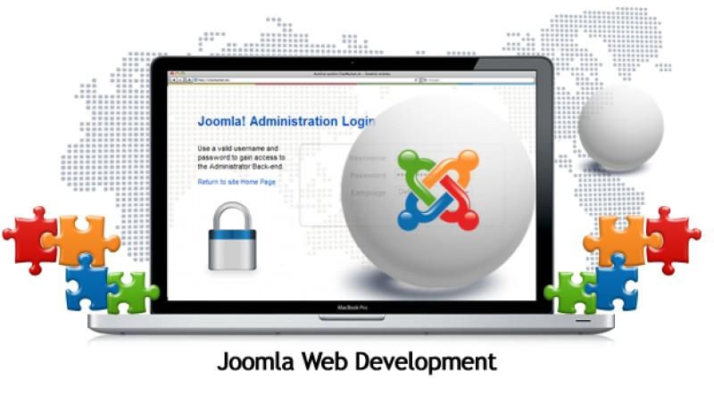 Web Driver System Test of Joomla! CMS