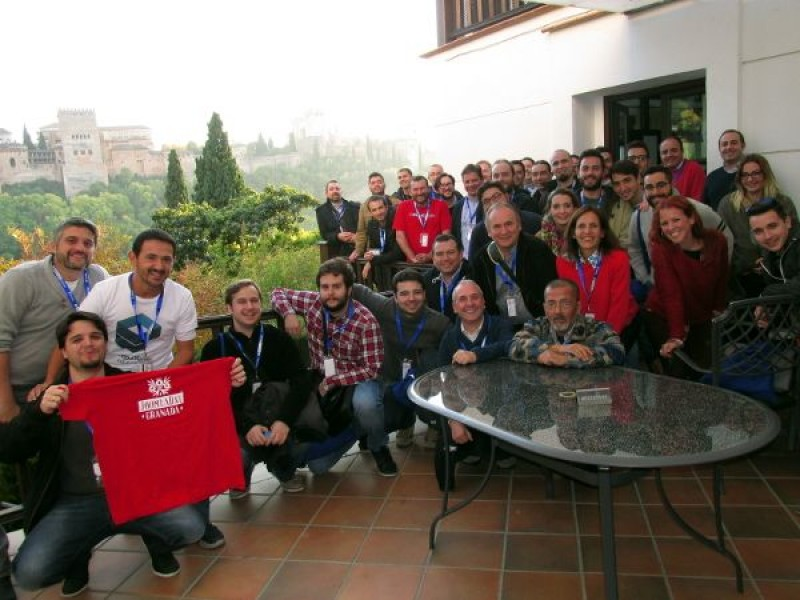 JoomlaDay Granada 2016, con la Alhambra de fondo