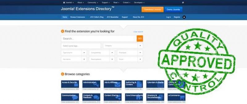 Pourquoi choisir une extension listée sur le JED ?