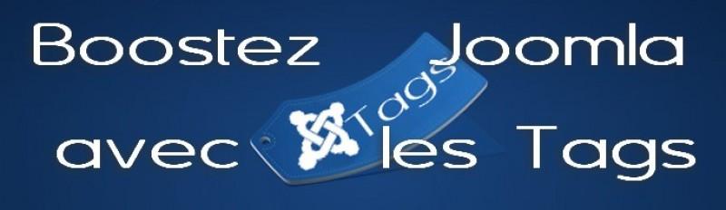 Boostez Joomla! avec les Tags