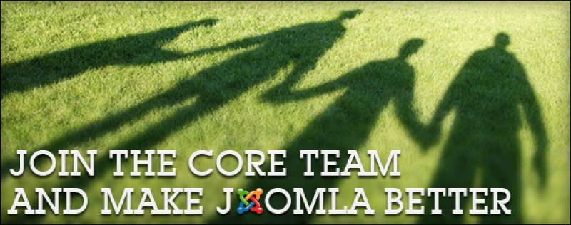 Six Good Opportunities to Join the Joomla! Team