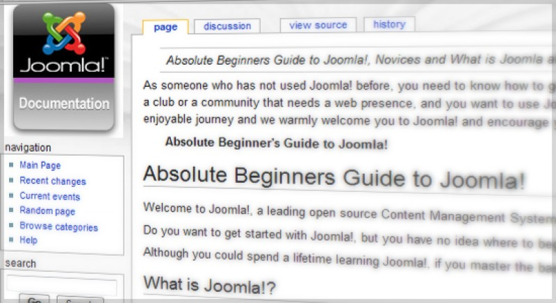 Good Resources for Joomla! Beginners