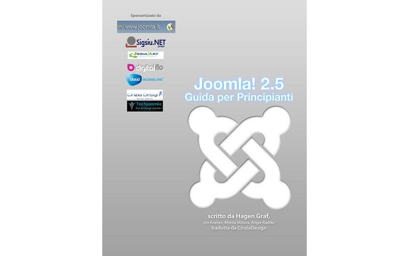 Scaricare gratis Joomla! 2.5 - Guida per Principianti