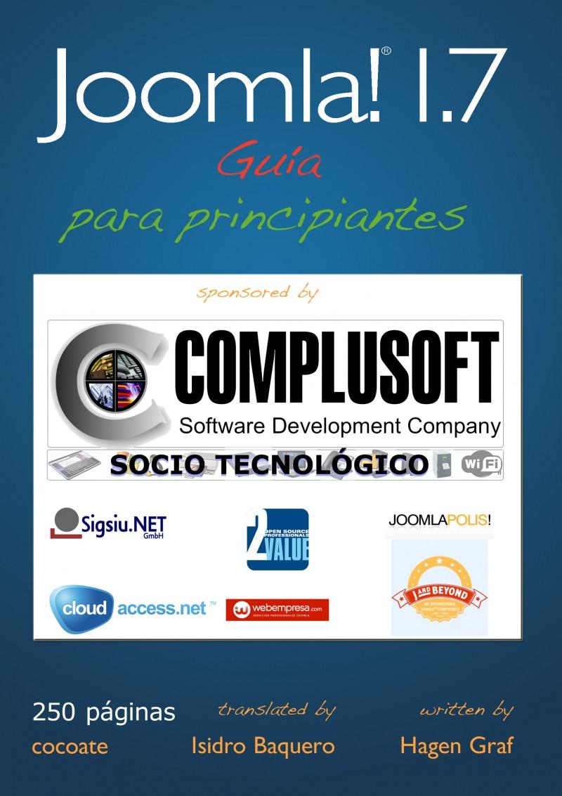 Joomla! 1.7 - Guía para Principiantes disponible en Español