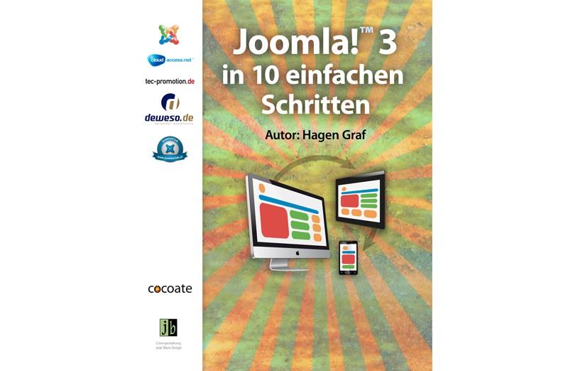 """Kostenloses Buch """"Joomla! 3 - In 10 einfachen Schritten"""""""