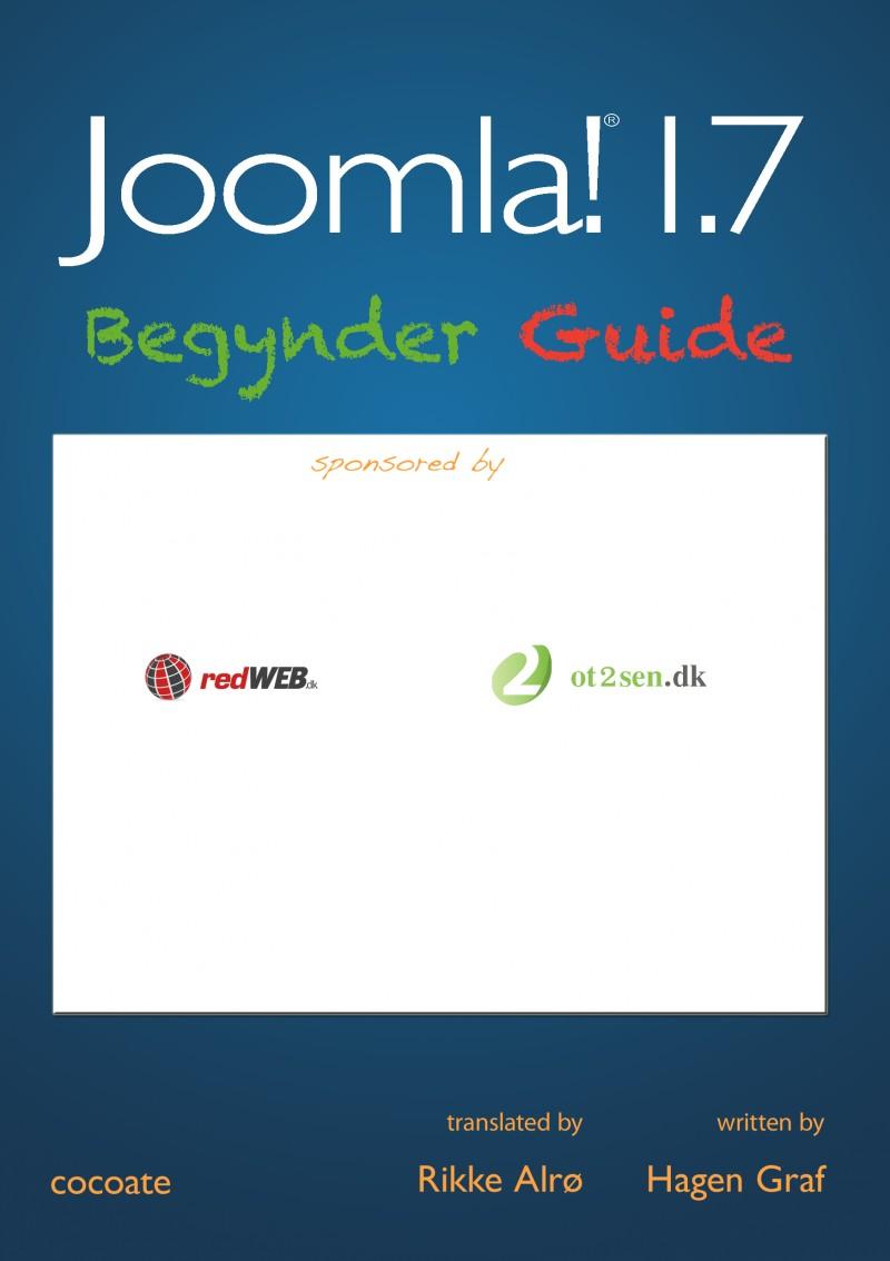 Joomla! 1.7 - Begynder Guide tilgængelig på dansk
